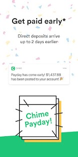 Chime - Mobile Banking Screenshot