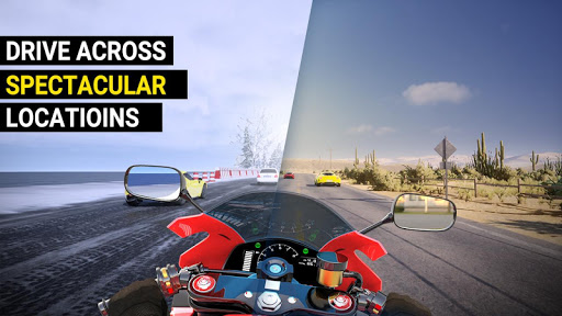 Speed Motor Dash:Real  Simulator 1.1.4 screenshots 3