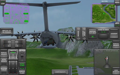 Turboprop Flight Simulator 3D 1.24 screenshots 18