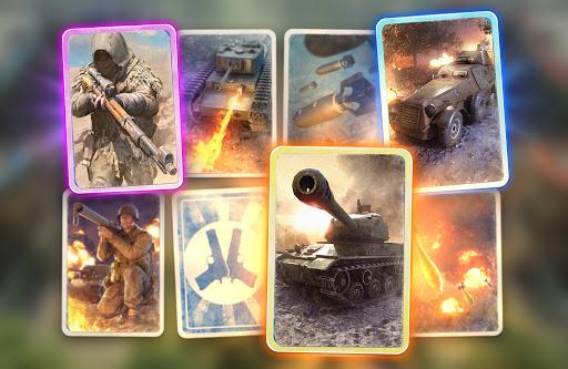 Heroes of War: WW2 Idle RPG 1.8.3 screenshots 5