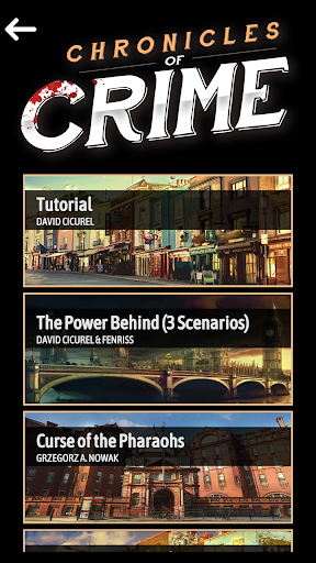 Chronicles of Crime 1.3.5 Screenshots 4