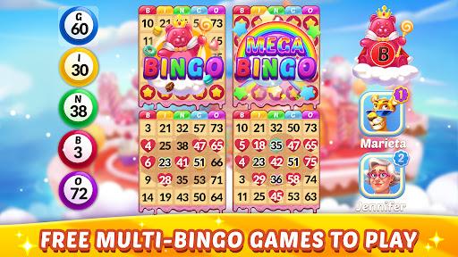 Bingo Aloha -Free Bingo Games with Friends at Home  screenshots 1
