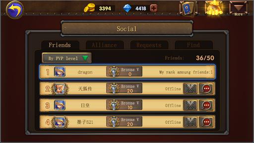 Dragon Call (Card battle TCG) apkdebit screenshots 4