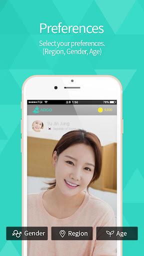 ARGO - Social Video Chat  screenshots 2