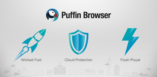 Puffin Browser Pro screen 0