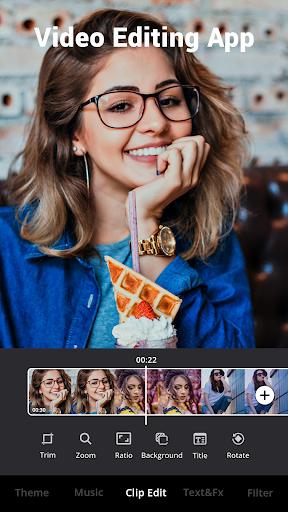 Photo Video Maker & Music App apktram screenshots 4