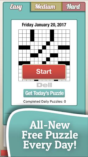 Penny Dell Crosswords 3.97 screenshots 1
