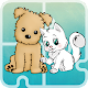 Kitty and Puppy Puzzle para PC Windows