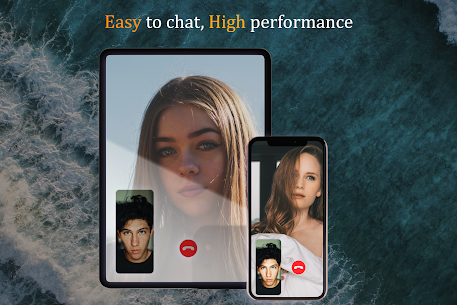 Video Call for WhatsApp : Free Messages App 4