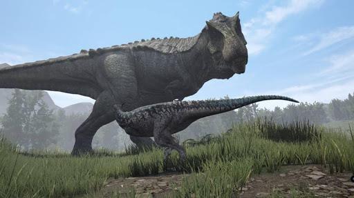 Dino Hunter - Wild Jurassic Hunting Expedition  screenshots 1