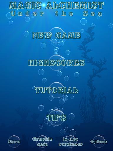 Magic Alchemist Under the Sea screenshots 11
