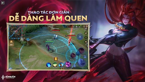 Garena Liu00ean Quu00e2n Mobile: AOV City goodtube screenshots 3