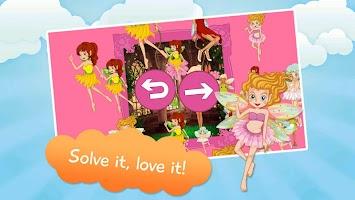 Kids Princess Jigsaw Puzzle Free