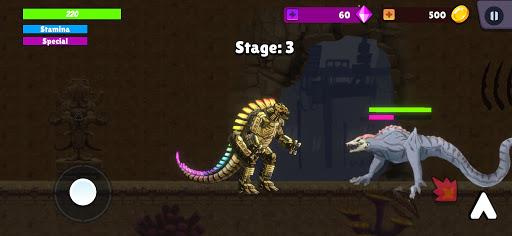 Kaiju Brawl apkpoly screenshots 4