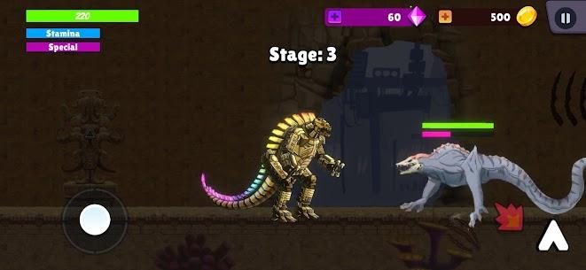 Godzilla vs Kong : Alliance MOD APK 21 (Unlimited Money, No Ads) 4