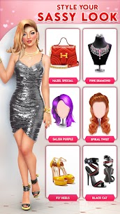 Fashion Games – Dress up Games, Stylist Girl Games 4