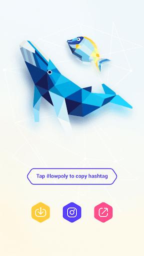 inPoly u2013 Poly Art Puzzle 1.0.21 screenshots 24