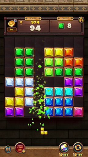 Jewels Block Puzzle Master 2021 screenshots 23