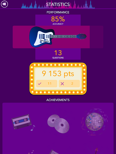Trivial Music Quiz  screenshots 10