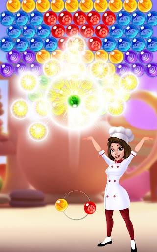 Bubble Chef Blast : Bubble Shooter Game 2020  screenshots 3