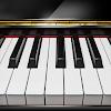 피아노 실제 - 음악 매직  게임 실행하며 피아노 키보드 로 노래를 배워보세요