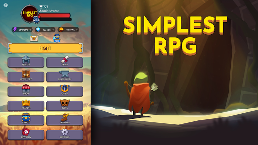 Simplest RPG Game - Online Edition apkpoly screenshots 9