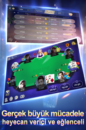 Tu00fcrkiye Texas Poker 6.3.0 screenshots 12