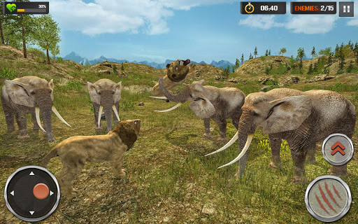 Lion Simulator - Wildlife Animal Hunting Game 2021 1.2.5 screenshots 17