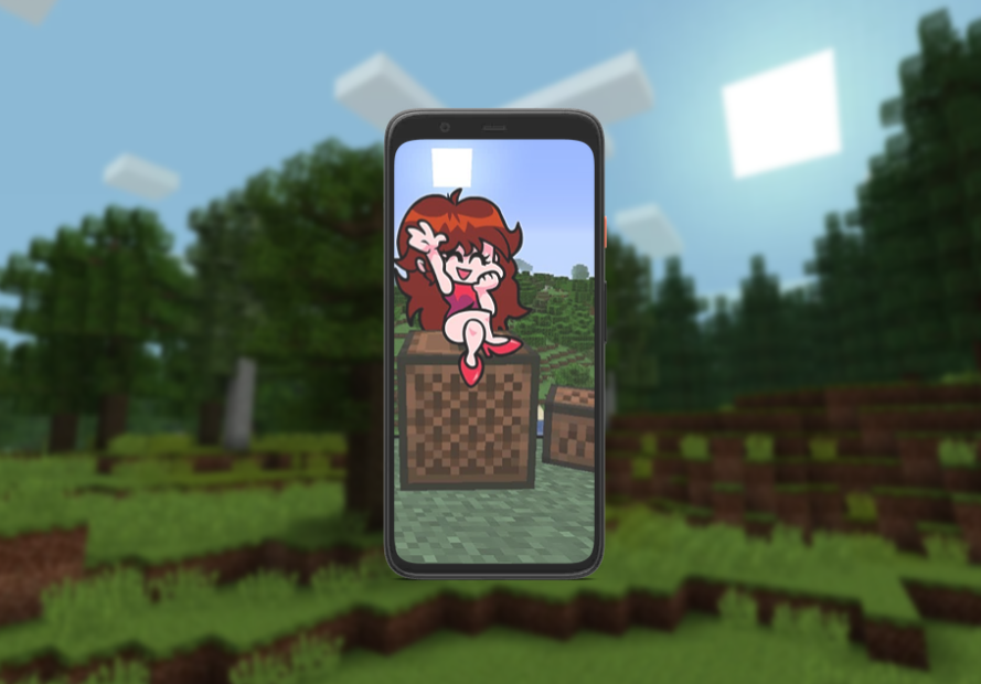 Captura 9 de A Friday Night Funkin mod for MCPE para android