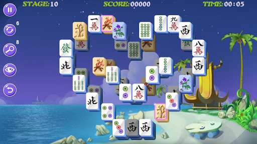 Kungfu Mahjongu2122 1.6.22 screenshots 5