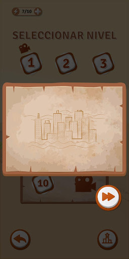 laser odyssey - reflection puzzle screenshot 2