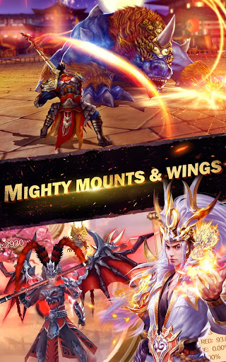 Dynasty Legends: True Hero Rises from Chaos apkdebit screenshots 5