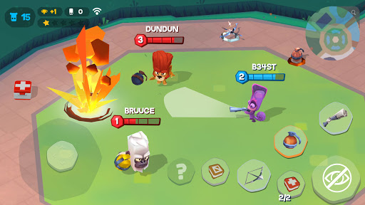 Zooba: Free-for-all Zoo Combat Battle Royale Games  screenshots 16