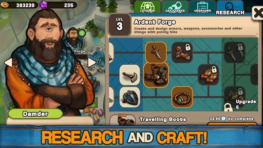 Tiny Shop: Cute Fantasy Craft, Design & Trade RPG screenshots 6
