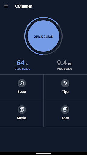 CCleaner: Cache Cleaner, Phone Booster, Optimizer 5.5.0 screenshots 1