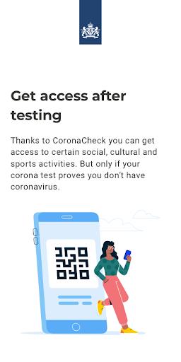 Download CoronaCheck mod apk