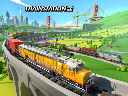 Train Station 2: Rail Strategy & Transport Tycoon 1.30.0 screenshots 24