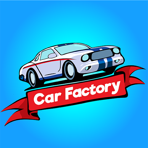 Idle Car Factory: Car Builder, Tycoon Games 2020???? (Mod Mo 12.7.7 mod