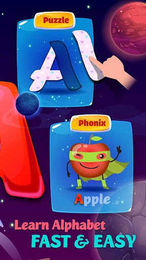 ABC Kids Games for Toddlers - alphabet & phonics screenshots 2