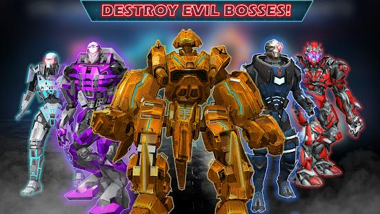 Grand Robot Ring Battle: Robot Fighting Games 5.0.2 Screenshots 2