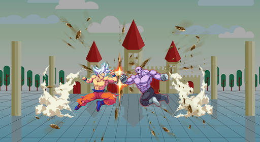 Dragon Ball : Z Super Goku Battle 1.0 Screenshots 3