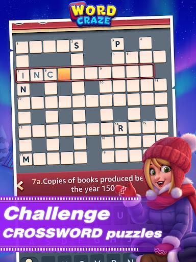 Word Craze - Trivia crosswords to keep you sharp 2.8 screenshots 10