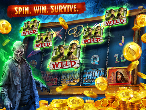 The Walking Dead: Free Casino Slots 218 screenshots 19