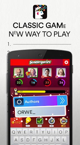 Scattergories 1.6.5 screenshots 1
