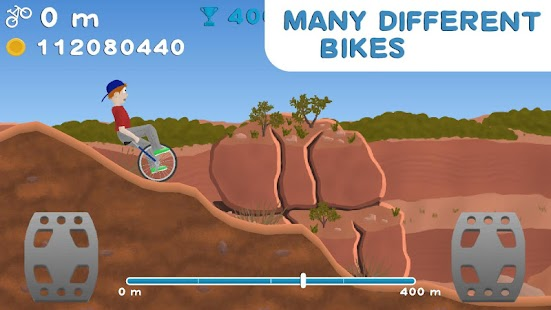 Wheelie Bike Screenshot