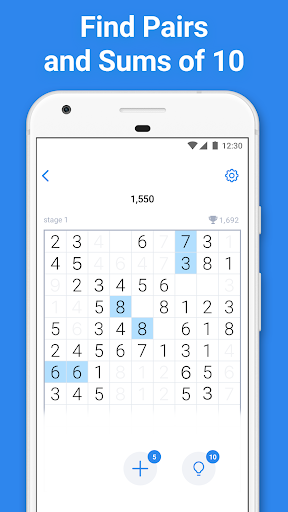 Number Match - Logic Puzzle Game apkdebit screenshots 1