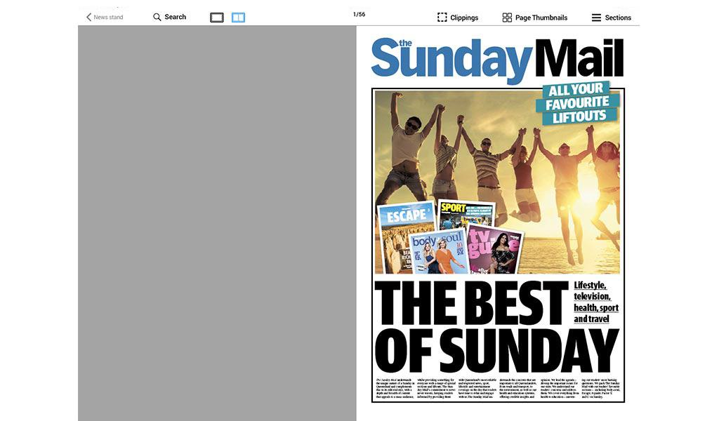 The Courier-Mail  poster 14