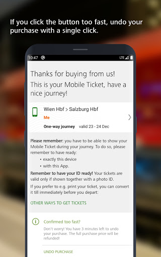 u00d6BB u2013 Train Tickets & More apktram screenshots 7
