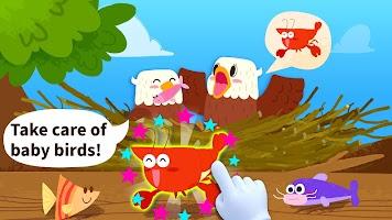 Baby Panda's Bird Kingdom