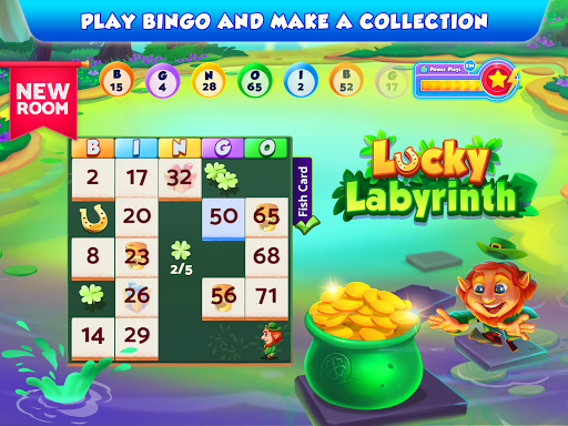 Bingo Bash featuring MONOPOLY: Live Bingo Games  screenshots 10